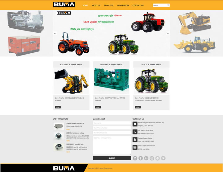 Buma China Co., Ltd.