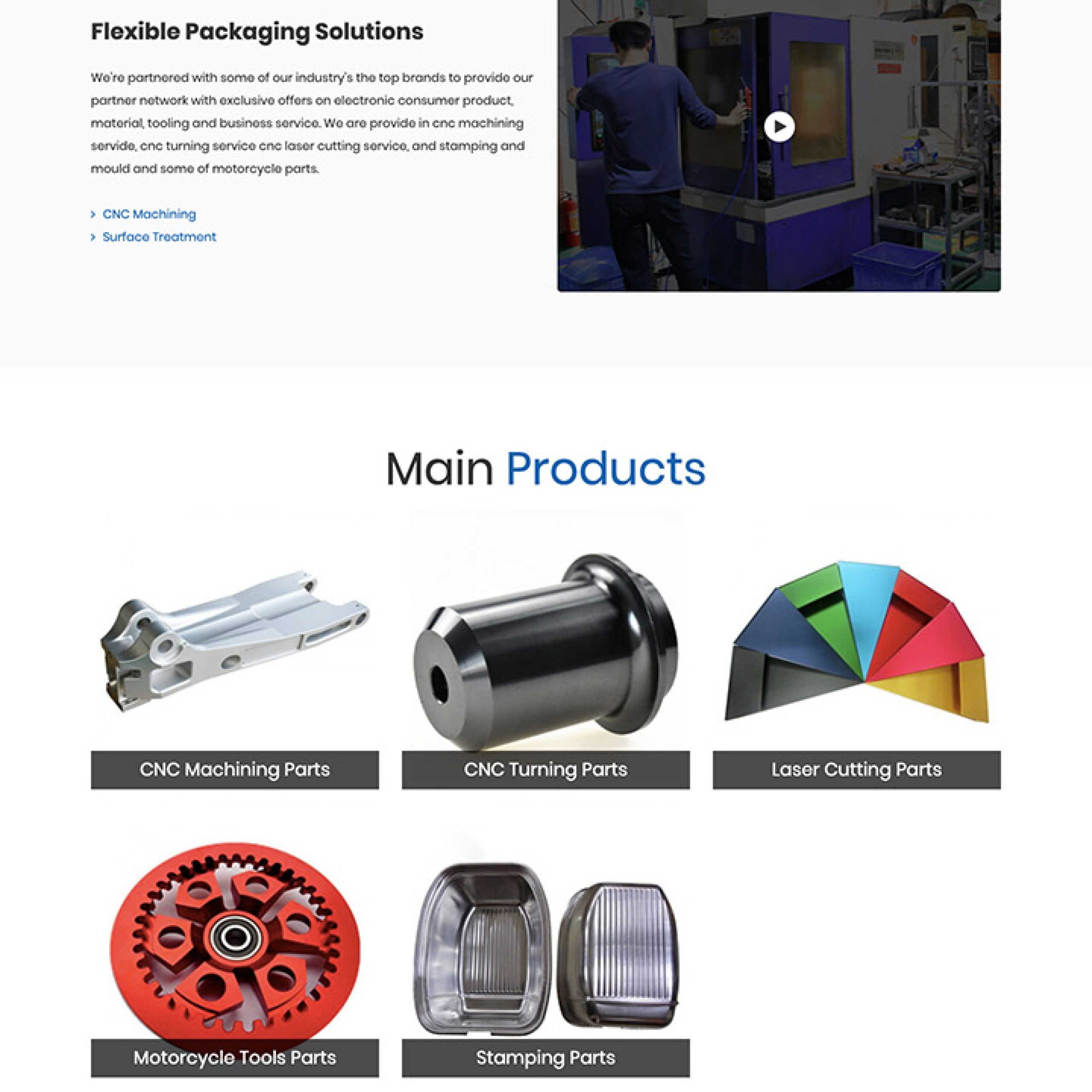 Holy Precision Manufactuirng Co., Limited