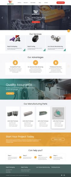 Zhongshan Wintech Rapid Manufacturing Co.,Ltd