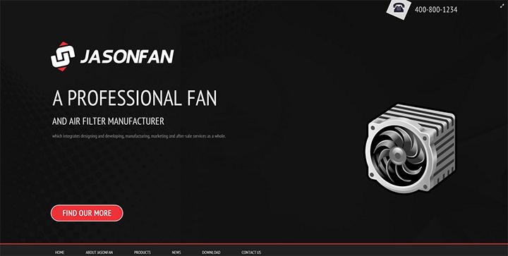Jasonfan Manufacture Co,LTD.