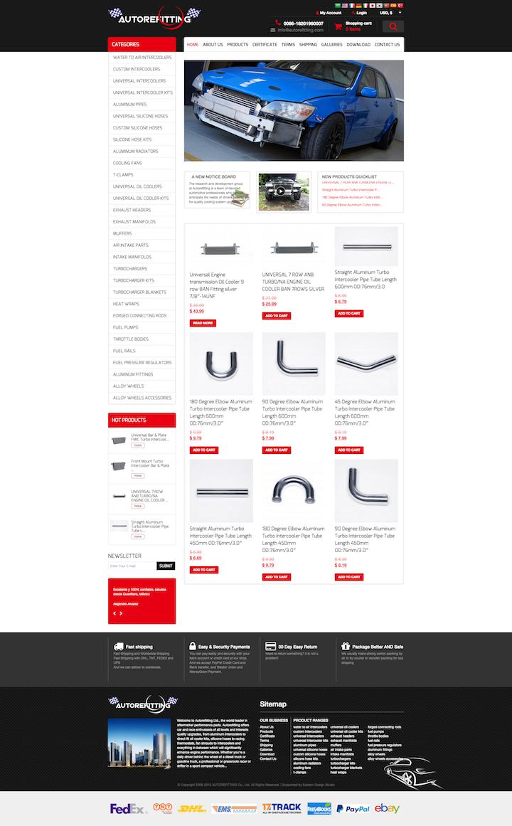 AUTOREFITTING Co., Ltd.