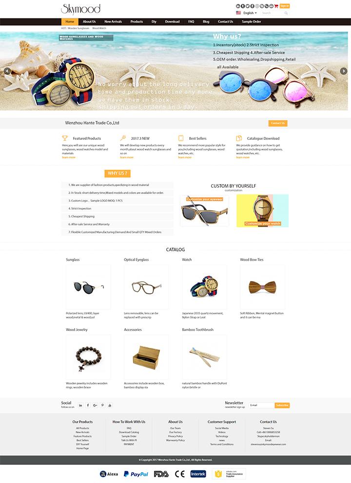 Wenzhou Hante Trade Co.,Ltd