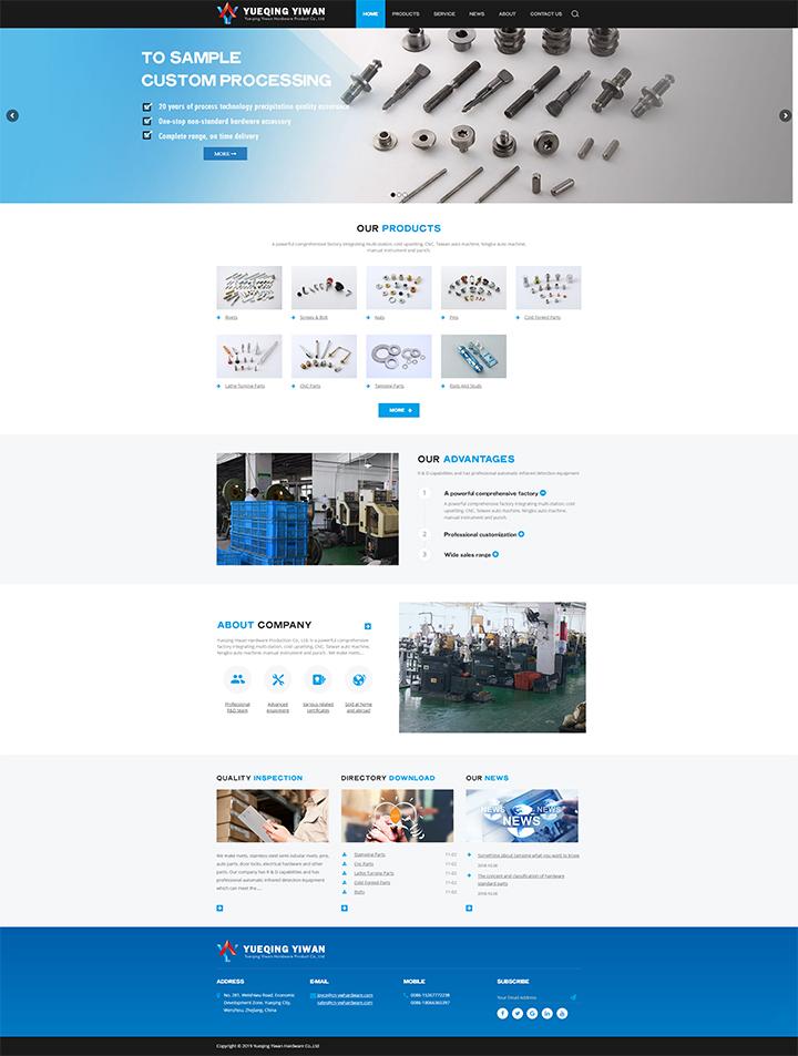 Yueqing Yiwan Hardware Co.,Ltd