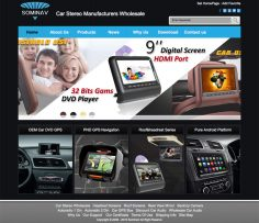 Sominav developed by MaxTop Technogy Co., Ltd