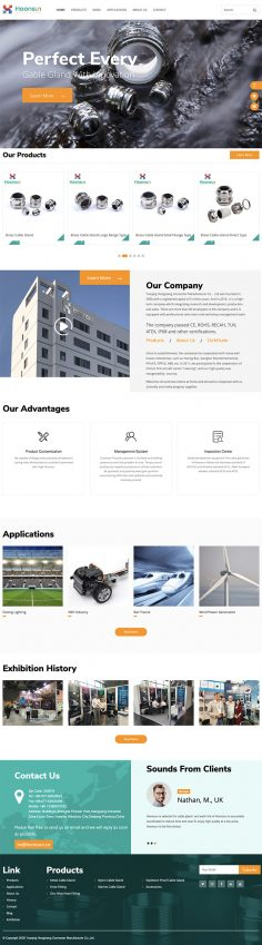 Yueqing Hongxiang Connector Manufacturer Co.,Ltd