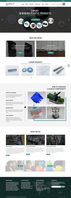 Ningbo Dalilai Manufacturing Co., Ltd.