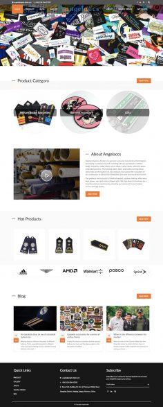 Nanjing Angela Accessories Co.,Ltd.