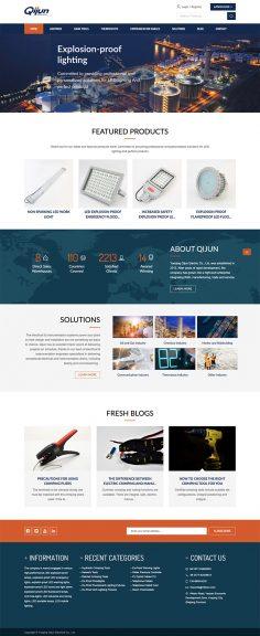 Yueqing Qijun Electrical Co., Ltd