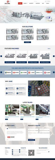Wenzhou Jiade Packing Machinery Co.,Ltd.