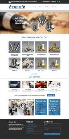 FRIMA Manufacturing Co., Ltd.